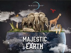 "MagellanTV, Documentary Streaming Service, Announces ""Majestic Earth"" to Commemorate 50th Earth Day Anniversary"