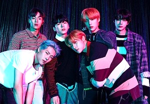 """Monsta X Drop Stunning """"You Can't Hold My Heart"""" Video"""