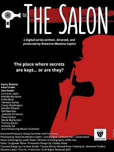 """""""The Salon"""" Is Open and Messina Captor Films Invites You to Come on In"""