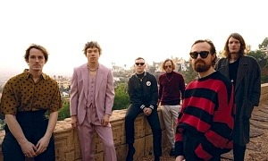 "Cage The Elephant Debuts Music Video For Latest #1 Single ""Black Madonna"""