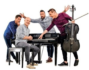 "THE PIANO GUYS Release New Video For Their Rendition Of ""Pictures At An Exhibition"""