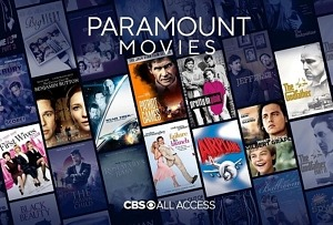 CBS All Access Adds More Than 100 Films From Paramount Pictures