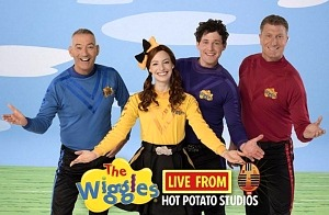 The Wiggles are Bringing Their Concerts to Your Home