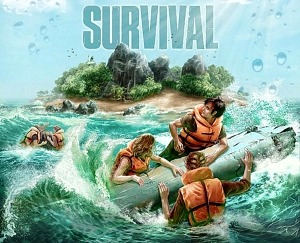 """ARVI VR Inc. Releases New VR Game """"Survival"""" Simulating Island Vacation, Globally Available to LBE VR venues"""