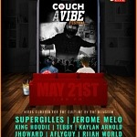 Dungeon Forward Presents Couch A Vibe Festival May 21, 2020