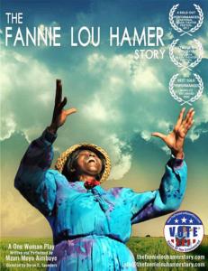 Juneteenth Virtual Performance of Mzuri Aimbaye's Play: The Fannie Lou Hamer Story