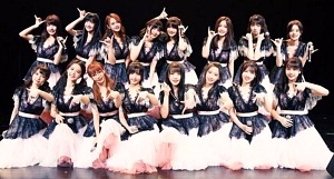 AKB48 Team SH Hosts First Online Show Samuneiru and Ticket Sales Heating Up