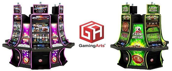 Gaming Arts Launches Dice Seeker™ Family of Slot Games and Casino Wizard™ Table Games EGMs