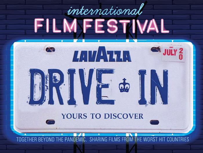 Lavazza Drive-In Film Festival Launches in Toronto July 20th