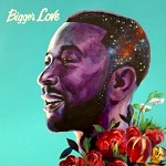 "John Legend Releases New Album ""Bigger Love"""