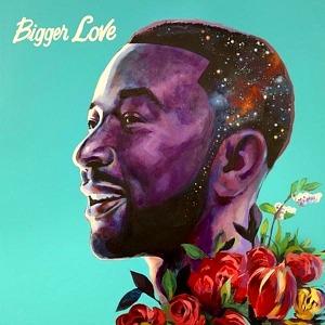 "John Legend Releases New Album ""Bigger Love"""