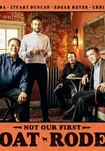 "Yo-Yo Ma, Stuart Duncan, Edgar Meyer & Chris Thile Reunite Grammy Award-Winning Group For ""Not Our First Goat Rodeo"" Album Available Now"