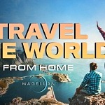 "MagellanTV, Documentary Streaming Service, Announces ""Travel the World From Home"""