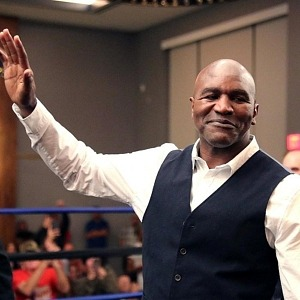 """Evander Holyfield Joins the """"All In Challenge"""""""
