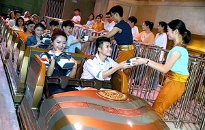 """Lionsgate's Groundbreaking Vertical Theme Park Set for China Re-Opening as Studio's Global Attractions Begin """"Post"""" COVID-19 Ramp-Up"""