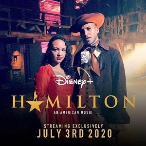 "Actor Sydney James Harcourt Featured in ""Hamilton"" Movie Releasing July 3 on Disney+"