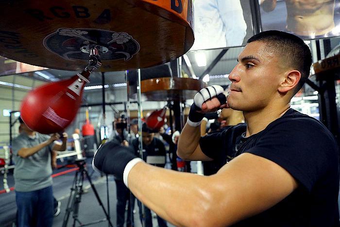 Golden Boy, DZAN and Fantasy Springs Resort Casino to Host California's Big Boxing Return