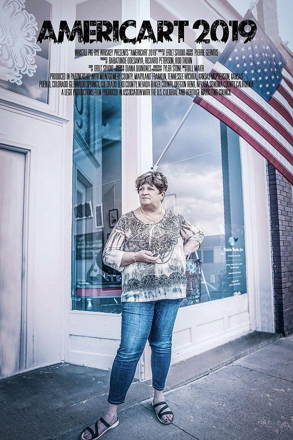 Americart 2019 Documentary Film about Art in America's Heartland now available on Amazon Prime Video