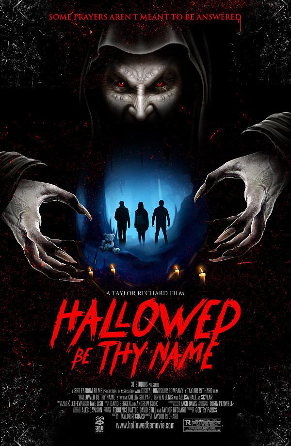 Taylor Ri'chard's Horror Film 'Hallowed Be Thy Name' Is Now Available On All Digital Platforms