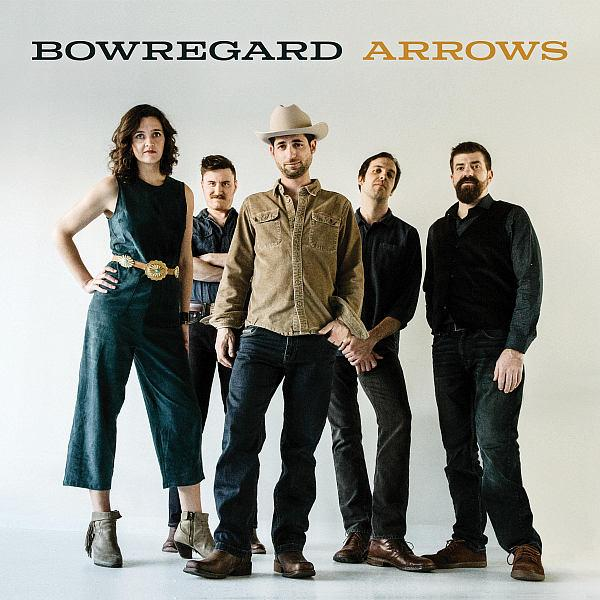 "Bowregard's Debut Full-Length Studio Album ""Arrows,"" Releases Today"