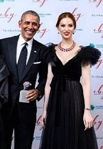 BELLAGRAPH Founder Eva Hosts President Barack Obama and Obama Foundation Young Leaders Forum and Charity Dinner Auction