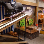 Rube Goldberg Machine Reopens Science Museum After COVID-19 Shutdown