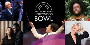 """Los Angeles Philharmonic Partners with KCET For New PBS Television Series """"In Concert at the Hollywood Bowl"""" Hosted by Gustavo Dudame"""