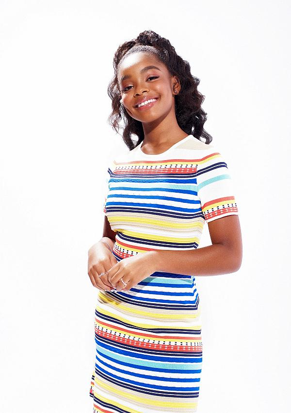 Quibi Announces 'Tiny Talk Show*,'  New Talk Show Series Hosted by Marsai Martin
