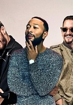 "John Legend Releases ""Bigger Love"" Remix With Mau y Ricky"