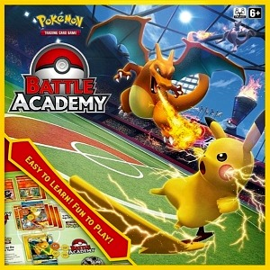 "Pokémon Globally Launches First-Ever Board Game, Pokémon Trading Card Game ""Battle Academy"""