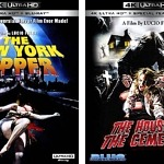 "Blue Underground to Release ""The New York Ripper"" and ""The House by the Cemetery"" on 4K UHD Blu-Ray on August 25"