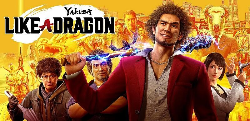 """Yakuza: Like a Dragon Reveals """"Heroes of Tomorrow"""" Trailer, Announces PlayStation 5 Version as Well as Casting of Legendary Actor George Takei"""