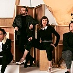 "Silversun Pickups Perform ""Don't Know Yet"" on Full Frontal With Samantha Bee;  5th Studio Album ""Widow's Weeds"" Out Now"