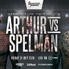 Lyndon Arthur vs Dec Spelman Light Heavyweight Clash Headlines Afternoon of UK Boxing LIVE on ESPN+ July 31