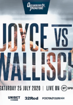 Heavyweight Destroyer Joe Joyce to Headline Against Michael Wallisch LIVE on ESPN+ July 25