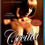 Blue Underground to Release Jess Franco's CECILIA on Blu-Ray August 25