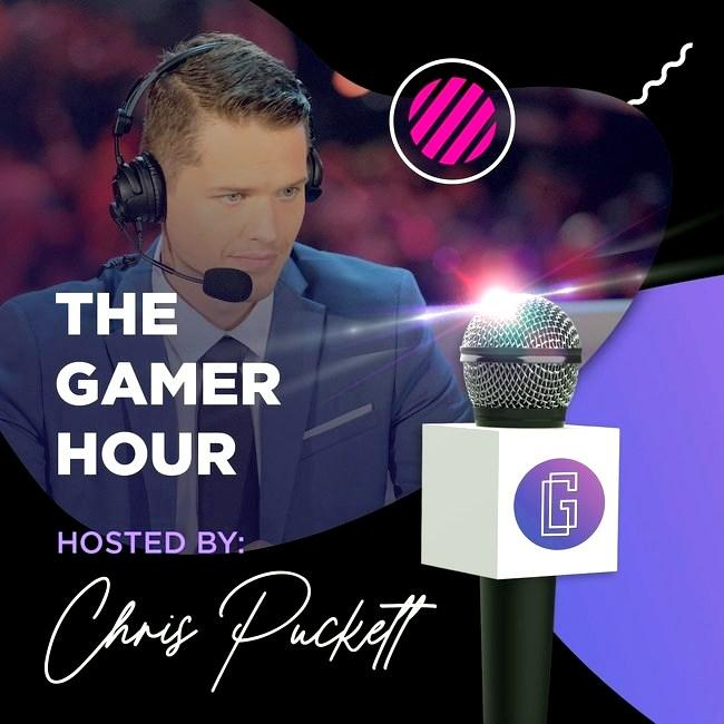 """Esportz Network Signs Hall of Fame Broadcaster Chris Puckett to Host New Esports Entertainment Talk Show, """"The Gamer Hour"""""""