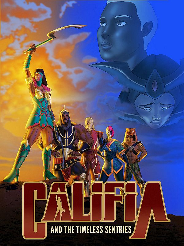 "Califa and the Timeless Sentries Episode III ""Revelations"" Available Now on YouTube"