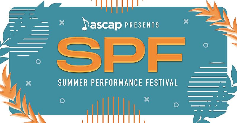 ASCAP Emmy Nominees Ingrid Michaelson, Siddhartha Khosla And David Dabbon To Headline Final Week Of ASCAP Presents SPF (Summer Performance Festival) On August 27