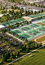 Tiger Woods, USTA, Disney and Leading Philanthropists Pledge $50 Million Toward Massive Youth Complex Focused on Education Equity and Sports Access in Los Angeles