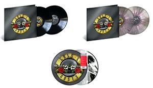 Guns N' Roses 'Greatest Hits' Makes Its Vinyl Debut On September 25th