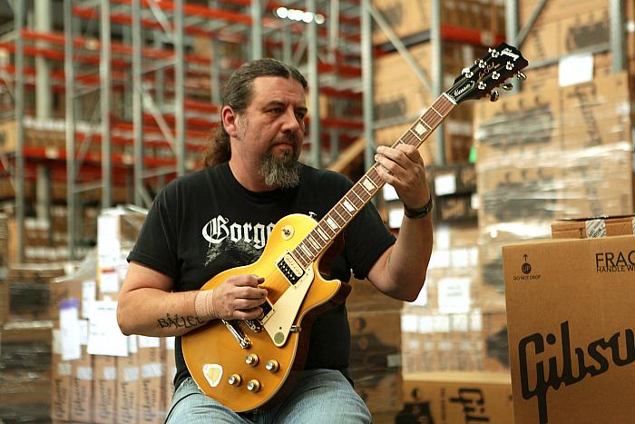 National Geographic Takes Viewers Inside Gibson Guitars In Nashville On Made In A Day Saturday, August 15, 2020