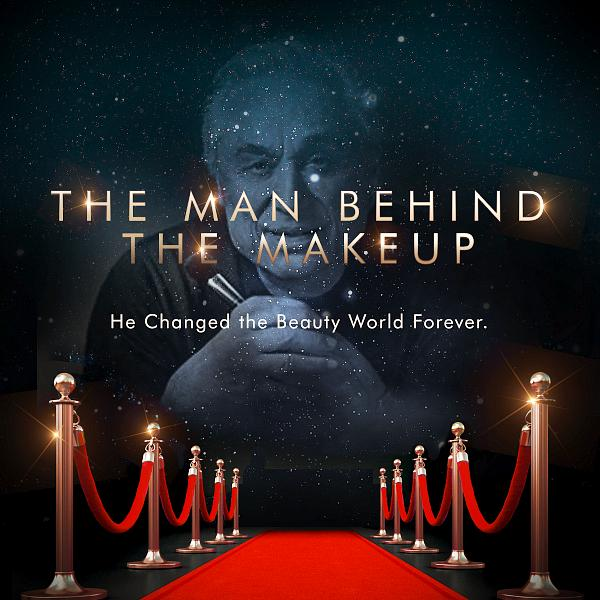 """Introducing """"THE MAN BEHIND THE MAKEUP,"""" a Documentary Short Film Featuring the Extraordinary Life and Influence of Legendary Makeup Artist, Jerome Alexander"""