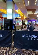 MGM Grand Detroit Reopens