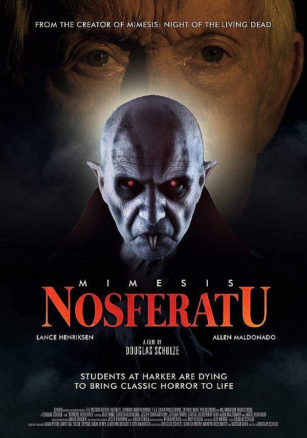 """Cinedigm Puts a Stake into Douglas Schulze's New Horror Film """"MIMESIS: NOSFERATU"""""""