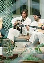 "Gathr Films Sets Worldwide Event Cinema Premiere of Emmy-Winning Director Paul Saltzman's Documentary ""Meeting the Beatles in India"" for September 9"