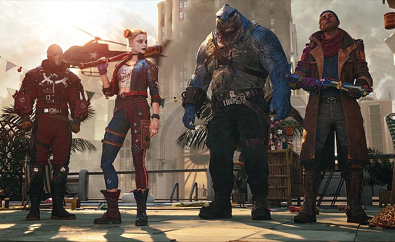 "Warner Bros. Games and DC Announce ""Suicide Squad: Kill the Justice League"""