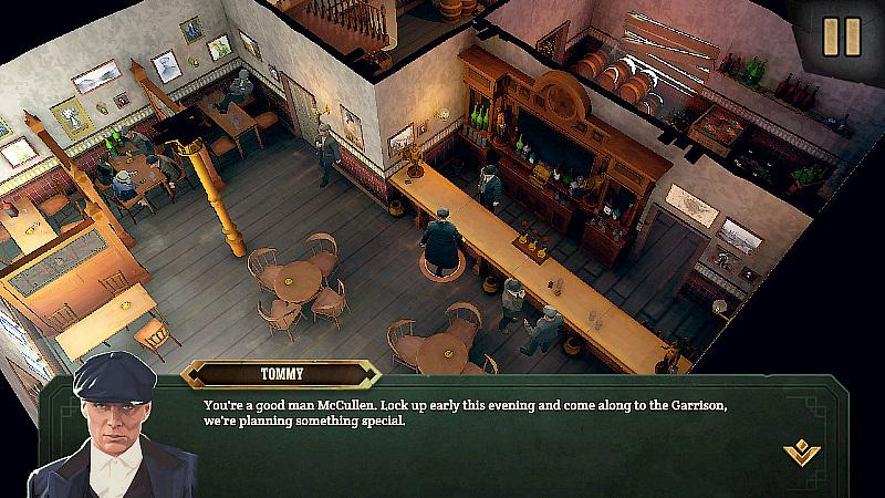 """Nintendo Download: Emerge From the Shadows Into the Light with """"Peaky Blinders: Mastermind"""""""