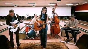 """Karen Jonas Revels in Days Past With New Song """"The Last Cowboy (At the Bowling Alley)"""""""