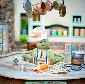 Social Media Sensation The Tiny Chef Heads to Nickelodeon in Brand-New Series From Imagine Kids+Family
